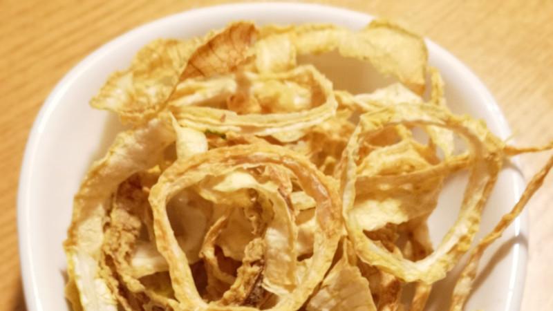 Cipolle pastellate (non fritte) - Biolcalenda di Marzo 2019