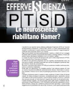 PTSD: Le neuroscienze riabilitano Hamer? - Effervescienza n.118