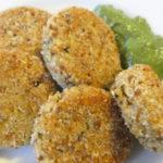 Polpette di verdure con salsa verde - Biolcalenda Giugno2019