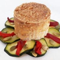 Ricottina di tofu - Biolcalenda di Settembre2019