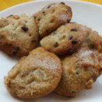 Biscotti con fichi secchi e cioccolato - Biolcalenda Novembre2019