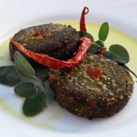 Hamburger di spinaci - Biolcalenda di dicembre2019