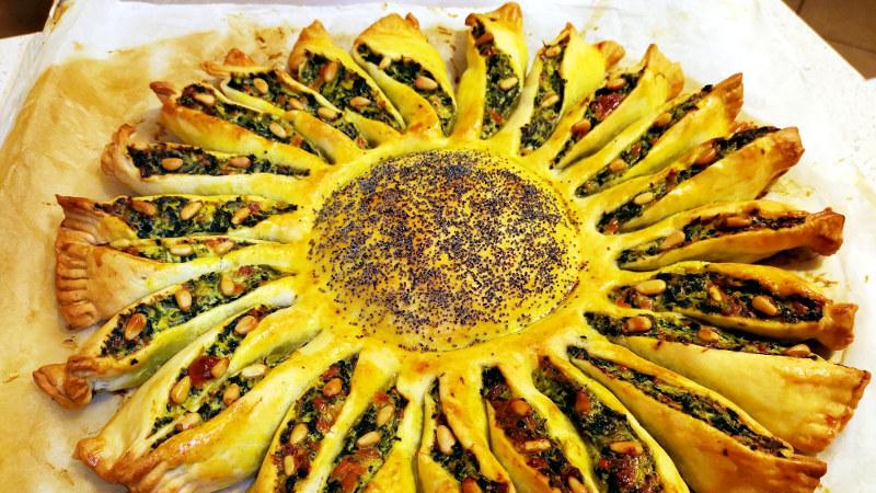 Girasole salato - Biolcalenda di febbraio2020