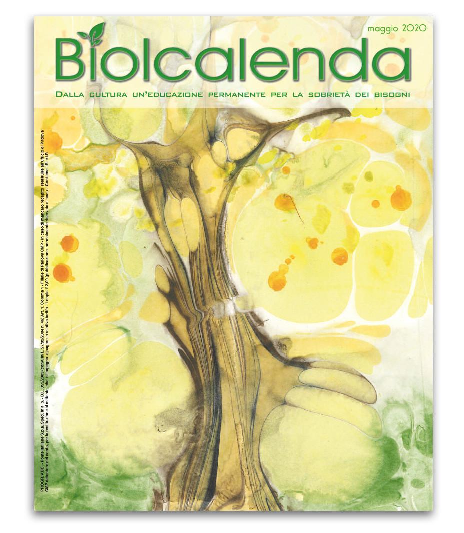 Biolcalenda di Maggio 2019 - mensile dell'associazione La Biolc
