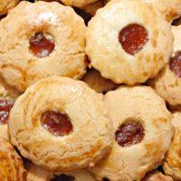Biscotti con marmellata - Biolcalenda di giugno2020