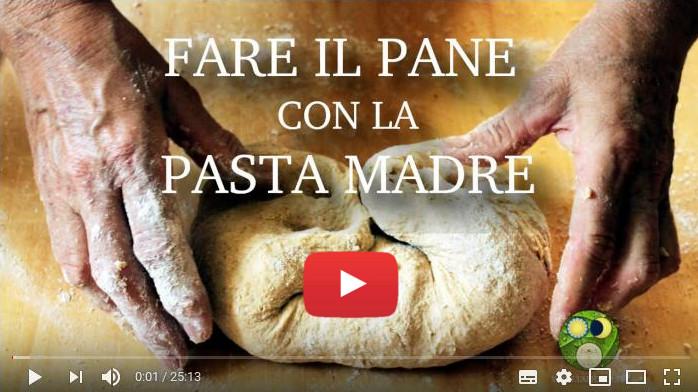 Video - Fare il pane con la pasta madre