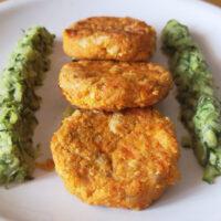 Burger di carote e fagioli bianchi - Biolcalenda di Luglio-agosto2020