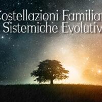 Costellazioni Familiari e Sistemiche Evolutive – giornata di lavoro pratico