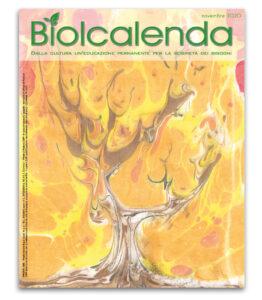 Biolcalenda di novembre 2020 - mensile dell'associazione La Biolca.