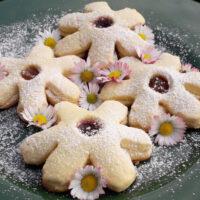 Biscotti margherita - Biolcalenda di marzo 2021