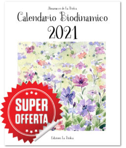 Calendario Biodinamico 2021