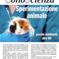 Perché dobbiamo dire NO alla sperimentazione animale - Conoscenza di giugno 2021