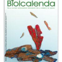 Biolcalenda di luglio-agosto 2021 - mensile dell'associazione La Biolca. In copertina: un maredi pesci