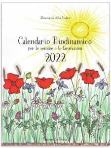 Calendario delle semine e delle lavorazioni 2022 - Edizioni La Biolca